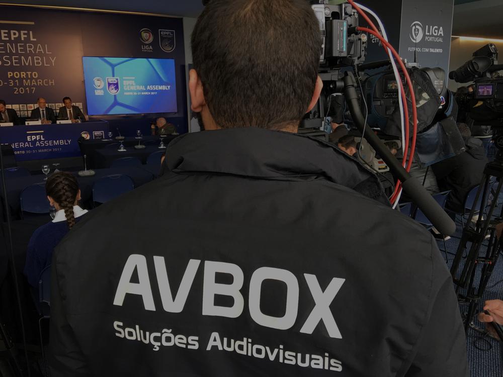 AVBOX   Soluções Audiovisuais para Eventos de Sucesso