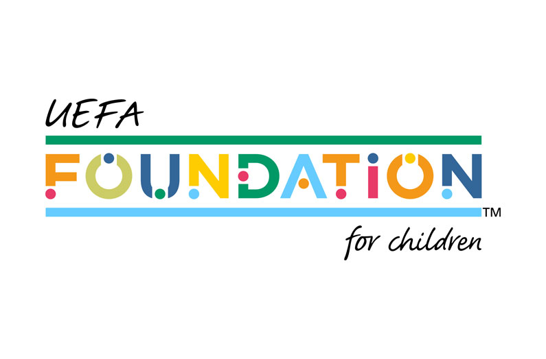 Logo Uefa Foundation for Children