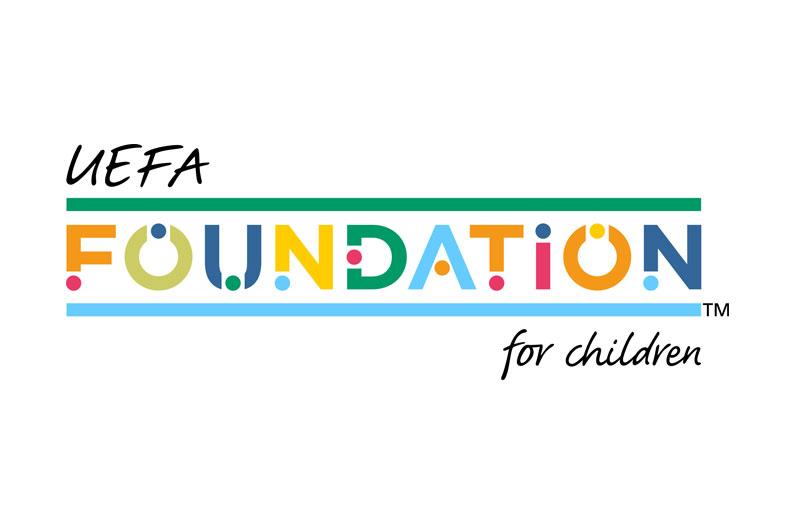 Logo Uefa Foundation for Children