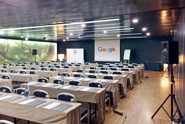Conferência Google Partners Academies