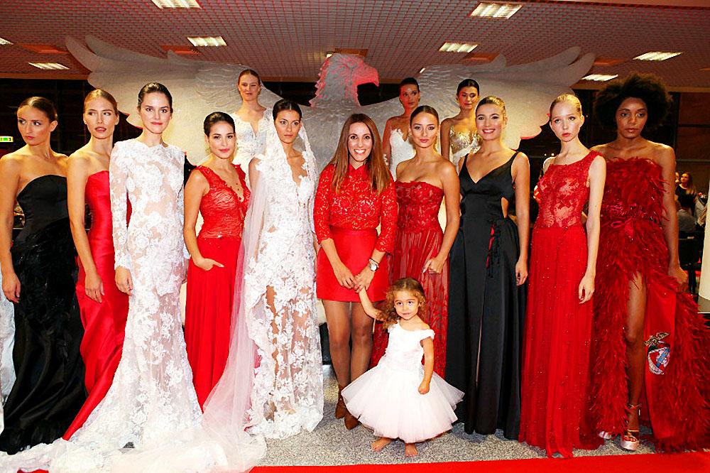Desfile Vestidos de Noiva SLBenfica