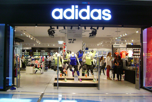 Loja Adidas CascaiShopping