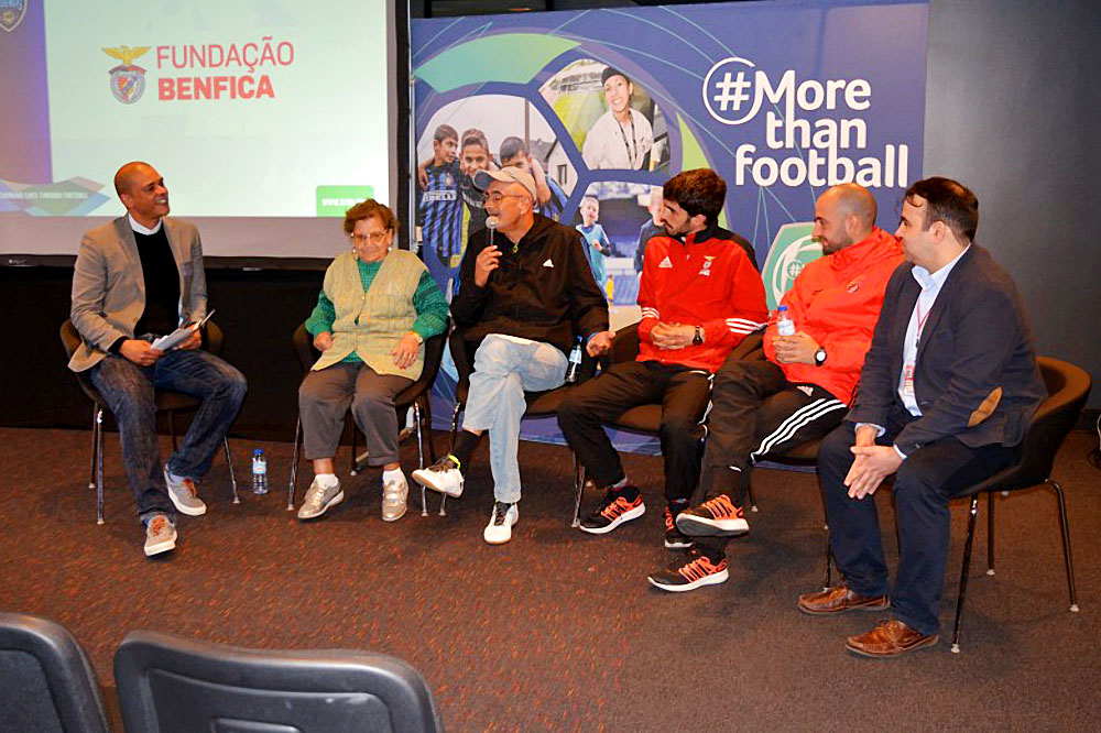 8ª Conferência More Than Football