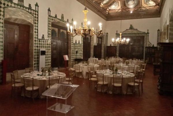 Evento no Palácio Nacional de Sintra