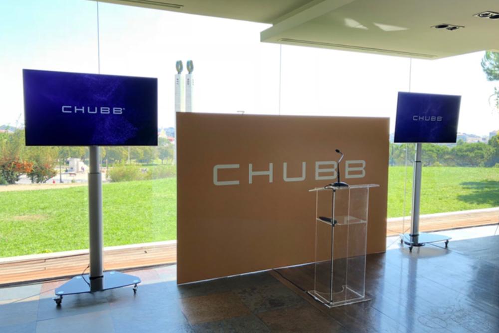 Evento CHUBB
