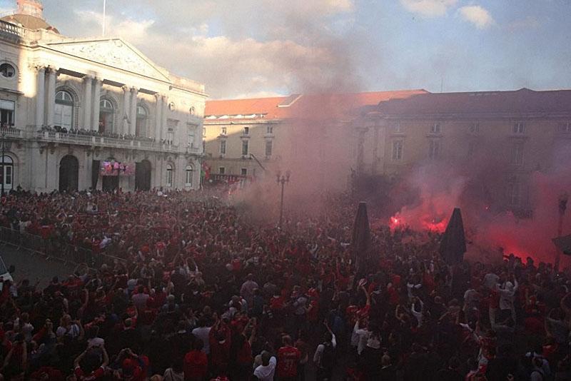 Benfica na Câmara Municipal de Lisboa