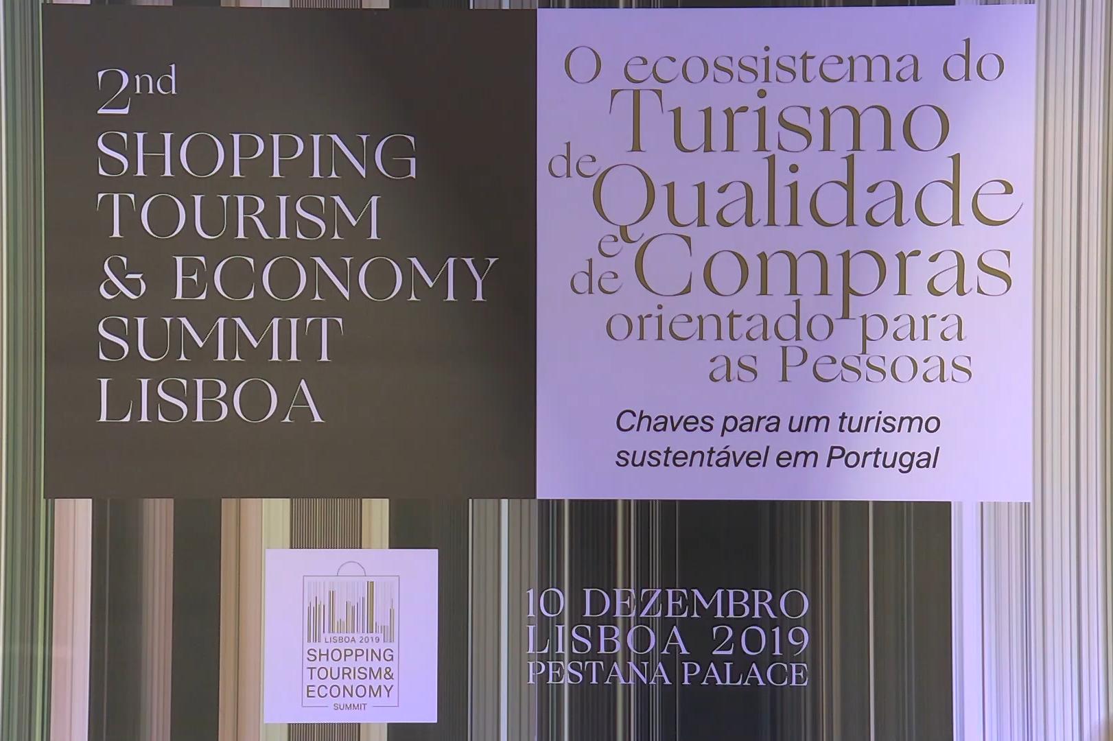 2nd Shopping Tourism Economy Summit Lisboa