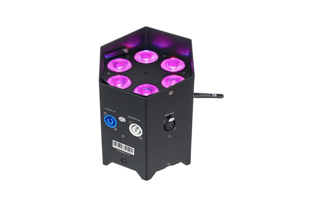 led-bateria